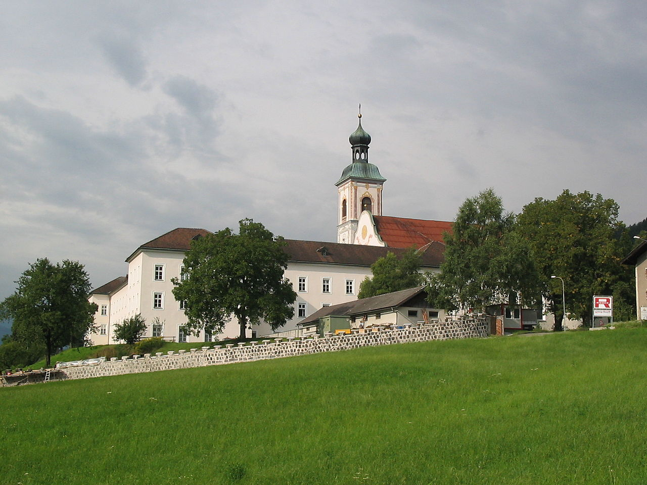 1280px-Fiecht Abbey from ENE 2007